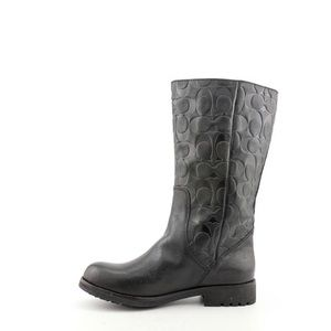 Coach Women's 'Valentine' Leather Boots.